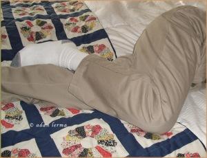 Suspended Knee