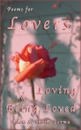 "Cover for ""Poems for Lovers Loving & Being Loved"" by Felipe Adan Lerma"