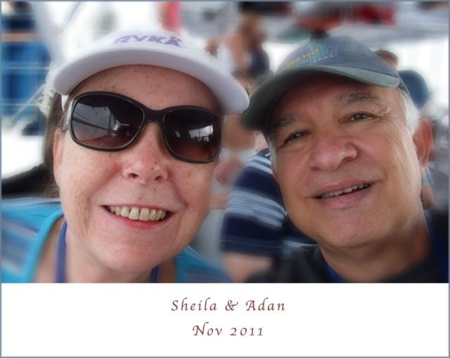 Sheila & Adan Nov 2010