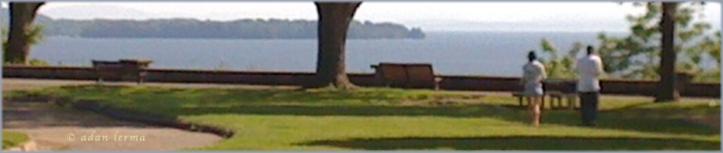 Battery Park Burlington, Vermont Lake View