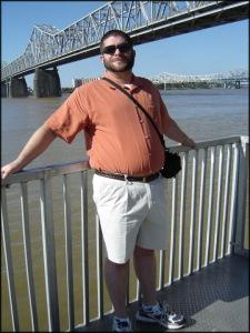 Scotty on Bridge