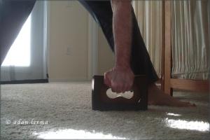 Hand-Wrist Alignment with Brick