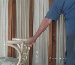 Wrist-Hand Alignment on Chair