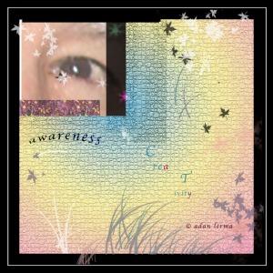 Awareness & Creativity, Form Three, Original Digital Art Adan Lerma