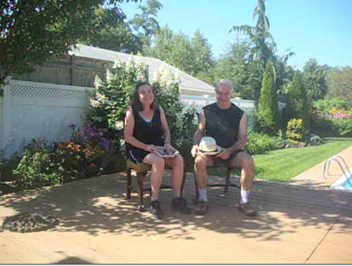 "Sheila & Adan in ""Pause"" video 1"