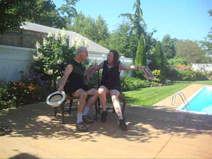 "Sheila & Adan in ""Pause"" video 6"