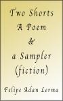 2 Shorts, a Poem, & a Sampler (fiction)