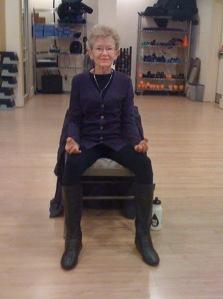 Guest Model, Linda Hartwell
