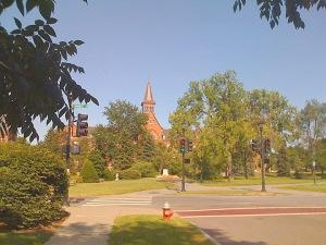 Across the Street from UVM
