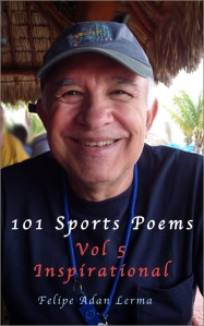101 Sports Poems Cover Vol 5
