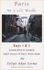 FREE - New : Paris in 5 1/2 Weeks : Around Blvd St-Germain Small Streets of Paris, Notre Dame – Days 1 & 2