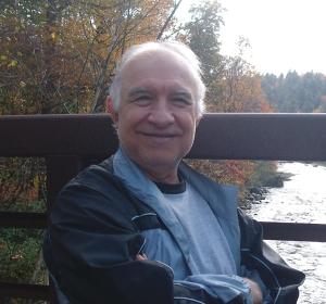 Adan at Thompson Park Bridge Vermont