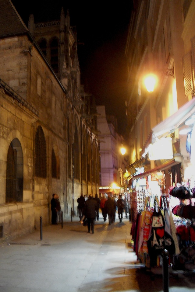 Small Street View by Saint Severin, © Felipe Adan Lerma