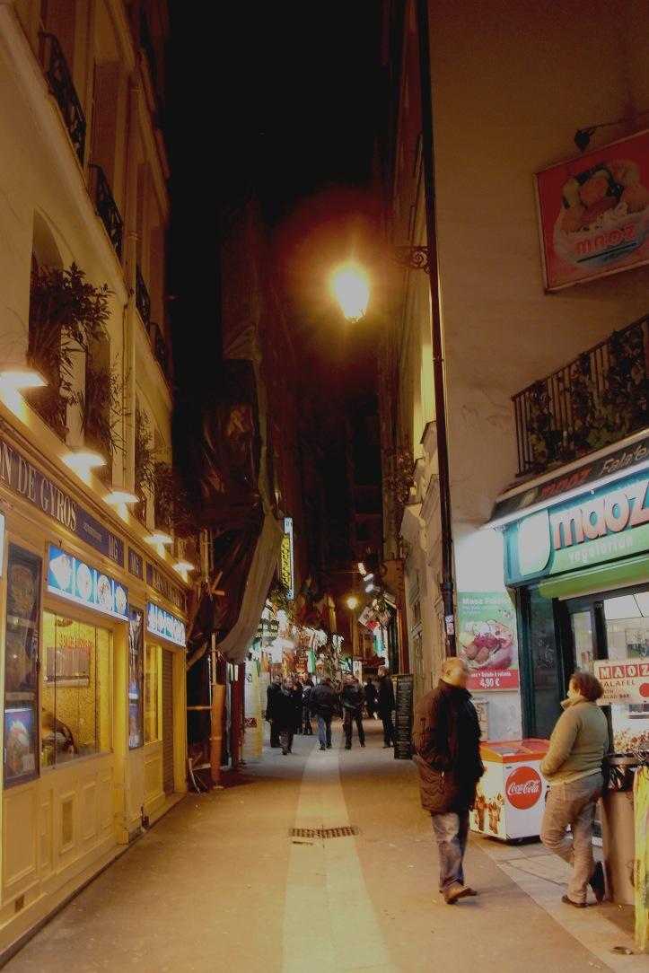 Small Street View, d - © Felipe Adan Lerma DSCI5475