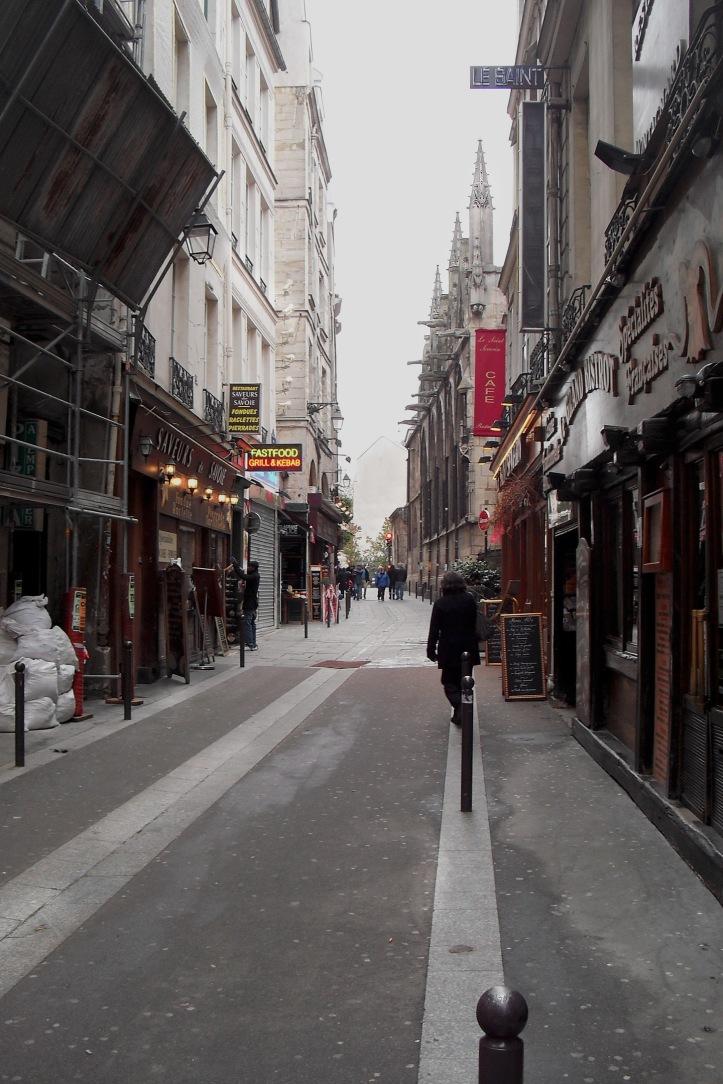 Small Street View, e - © Felipe Adan Lerma DSCI5645
