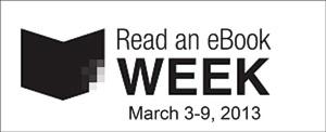 Read an eBook Week