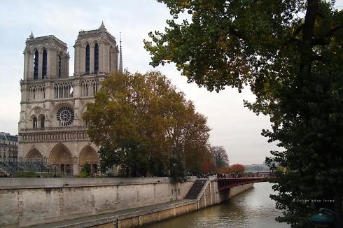 Notre Dame, Winter a.m.