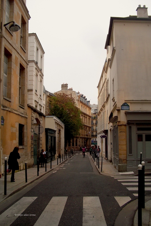 Rue Serpente, Paris France