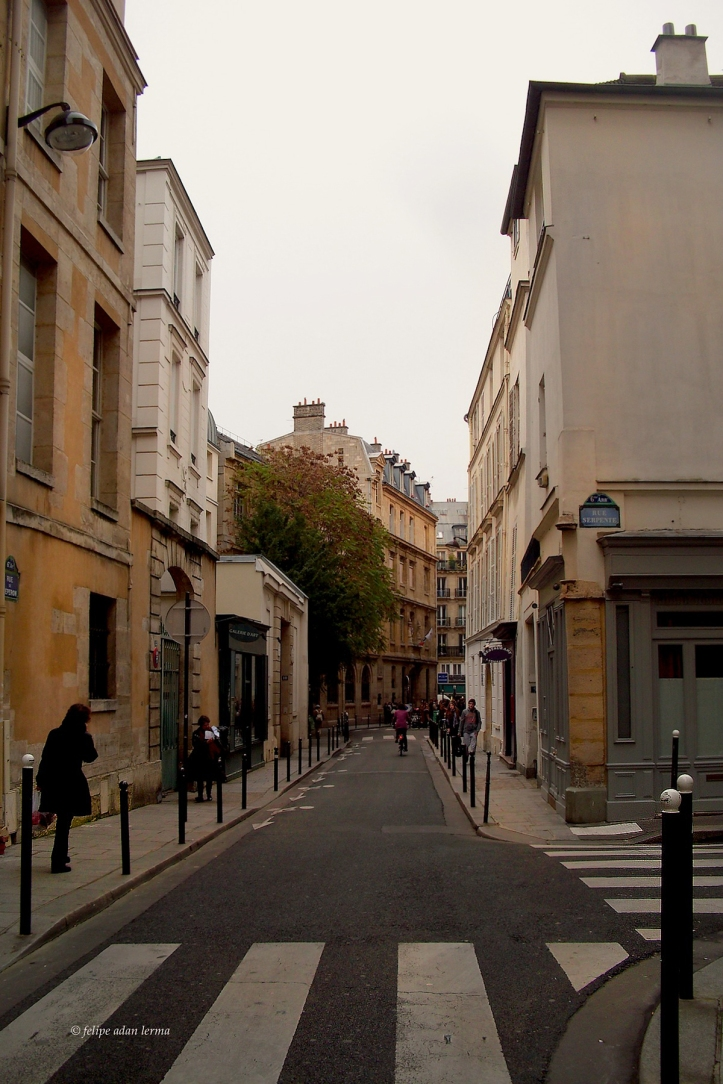Rue Serpente, Paris France