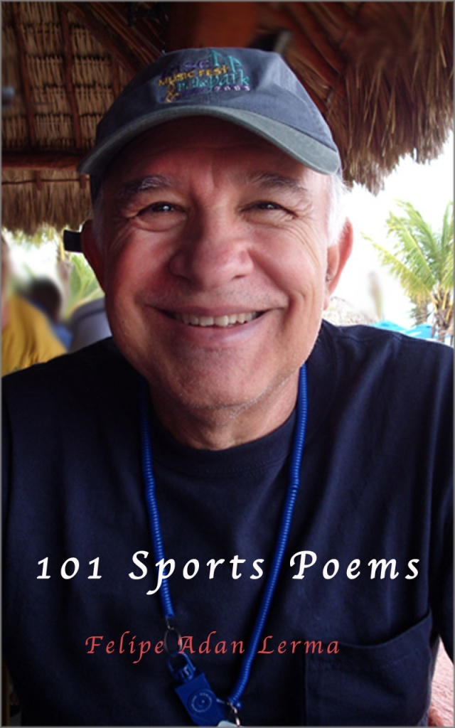 101 Sports Poems - Original Poetry https://amzn.to/2Y1Dop5 .