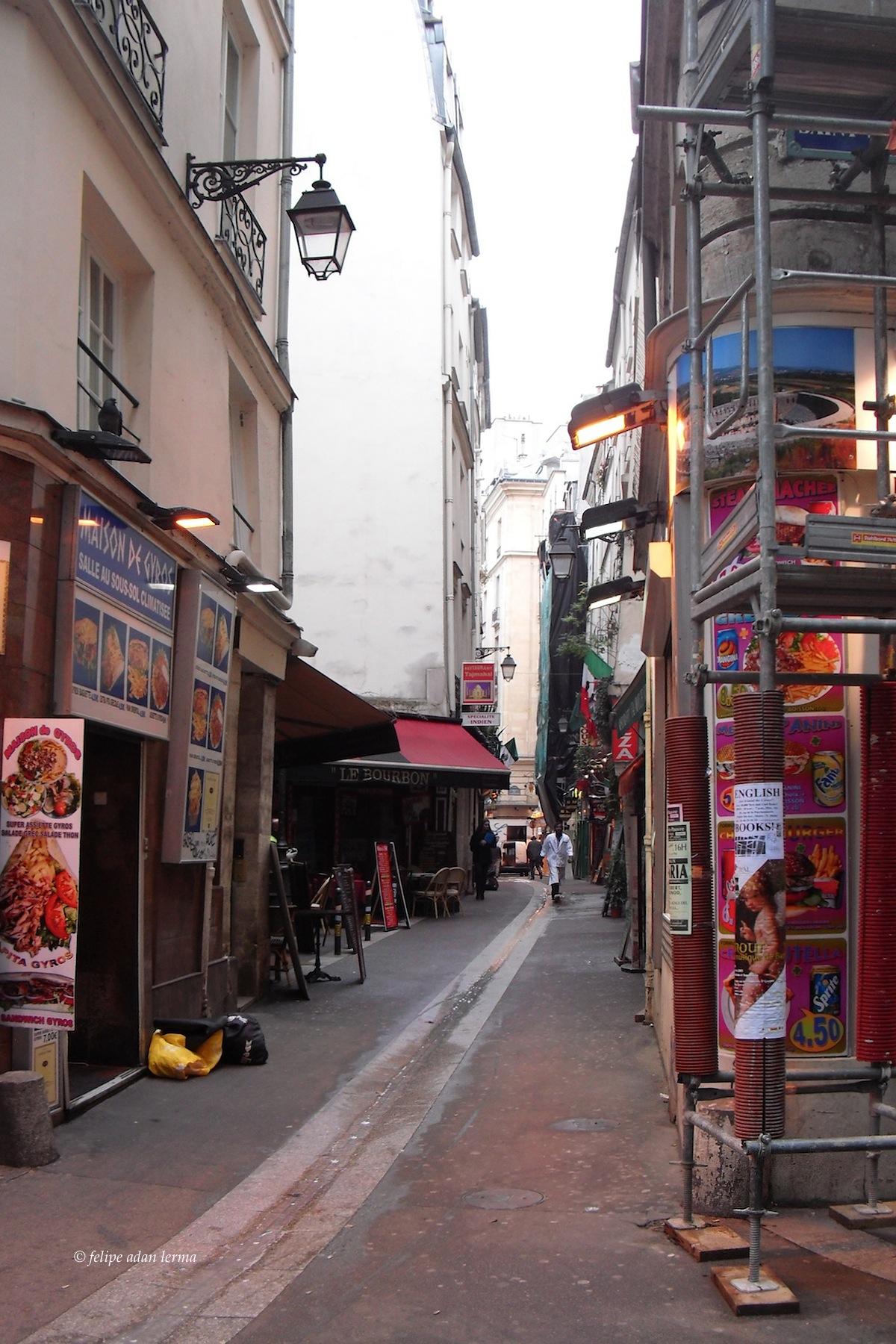 Small Street, Severin Area