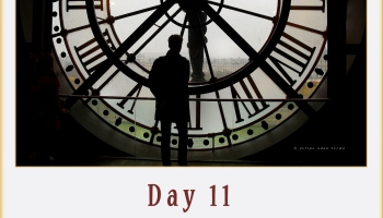 Paris in 5 1-2 Weeks Day 11