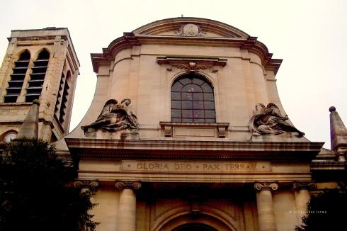 Saint-Nicolas-du-Chardonnet, Paris