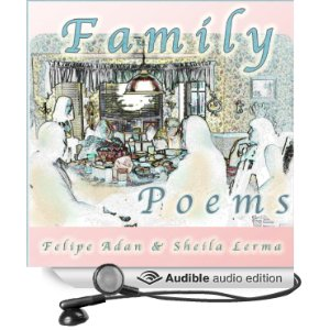 family poems audio book image