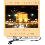 Cotton Swabs, in Paris Pink audiobook