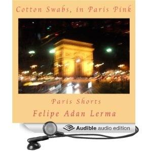 Cotton Swabs, in Paris Pink audiobook