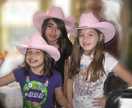 julia maddie helene rodeo 2011 # 2 adj sm