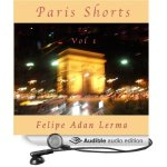 Paris Shorts Vol 1 AudioBk image