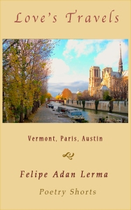 Love's Travels - Vermont, Paris, Austin; © felipe adan lerma