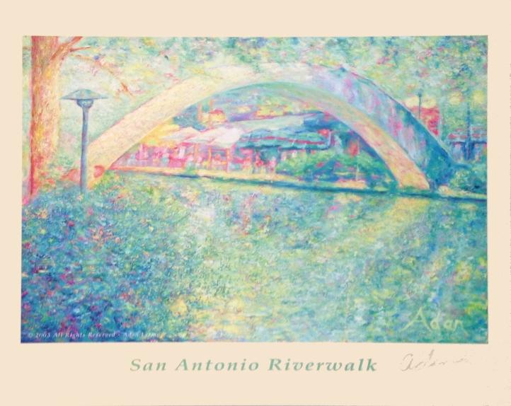 san antonio texas riverwalk listing with sig