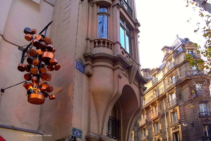 Architecture in Paris