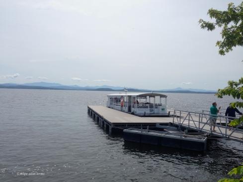 3 bike ferry dock