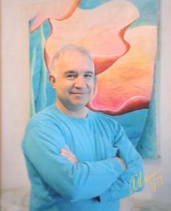 Self Portrait 4 - Circa mid-80s