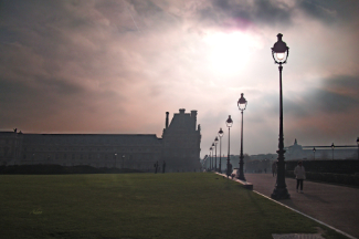 To the Tuileries Paris ©Felipe Adan Lerma