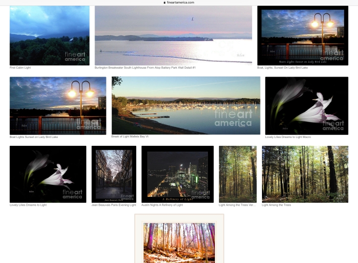 Artwork and photography with Light in the title ©Felipe Adan Lerma