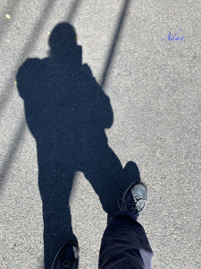 Self Portrait 19 - Balancing With My Shadow © Felipe Adan Lerma - https://fineartamerica.com/featured/self-portrait-19-balancing-with-my-shadow-felipe-adan-lerma.html .