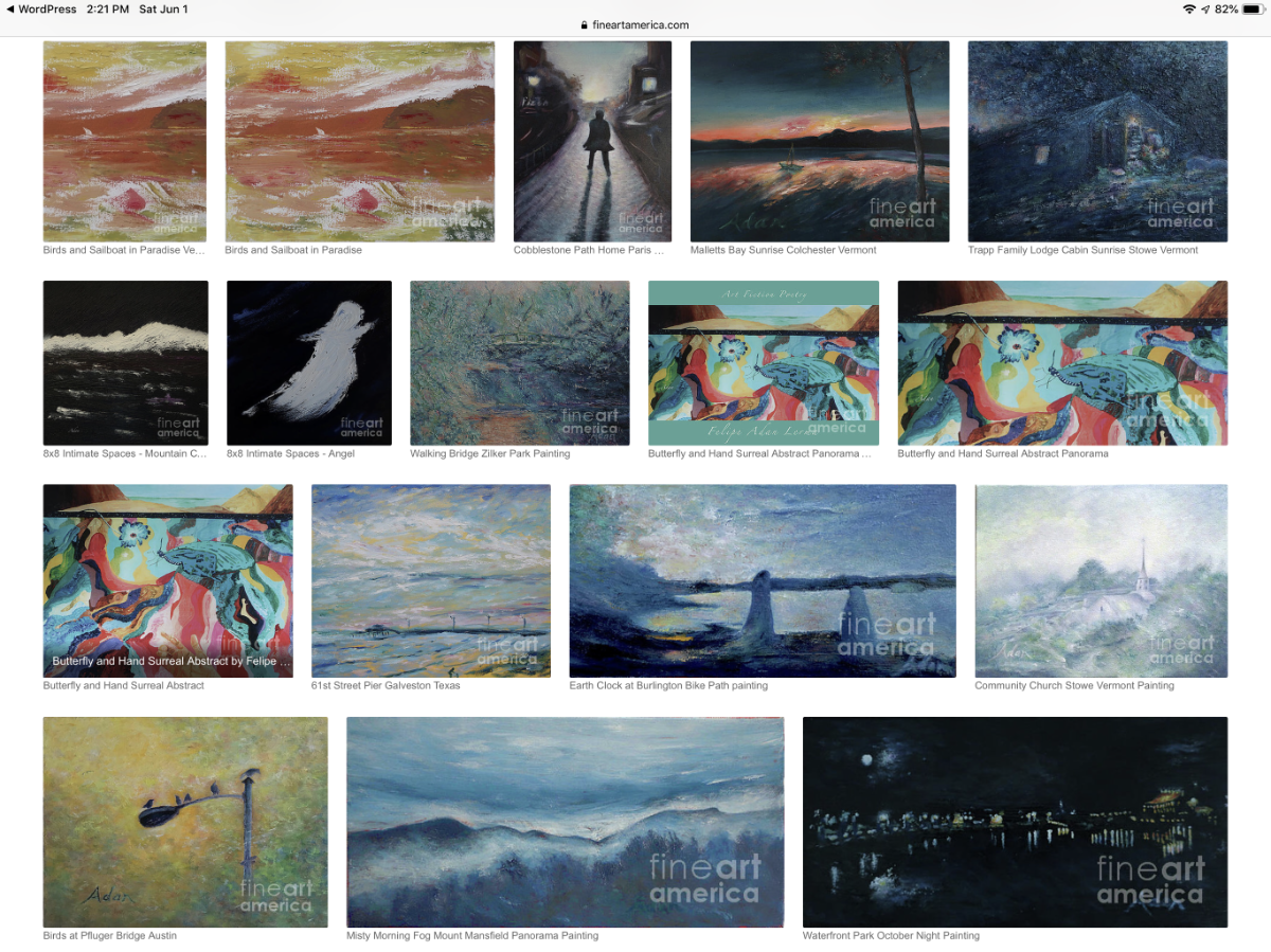 Painting Sampler via Felipe Adan Lerma https://fineartamerica.com/profiles/felipeadan-lerma.html?tab=artworkgalleries&artworkgalleryid=702859 .