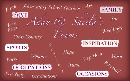 Adan & Sheila's Poems https://felipeadanlerma.com/?s=Adan's+Poems on WordPress site.