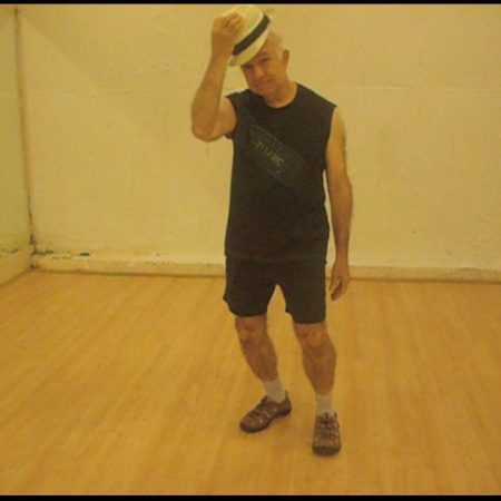 Me, Felipe Adan Lerma, Aug 2011 making a #Zumba music video - posted in WordPress August 22, 2011 😊 #Dance and Musicality .^.^.^^ My Poetry from Yoga — ~~ — Making My First Music Video #seniorfitness #aginggracefully