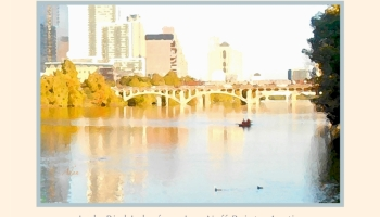 Lady Bird Lake from Lou Neff Point © Felipe Adan Lerma https://felipeadan-lerma.pixels.com/featured/austin-texas-lady-bird-lake-mid-november-two-art-detail-poster-felipe-adan-lerma.html