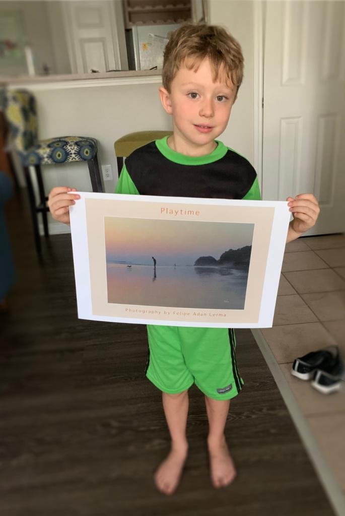 Max holding Playtime Poster - https://fineartamerica.com/profiles/felipeadan-lerma.html?tab=artworkgalleries&artworkgalleryid=701519&page=2