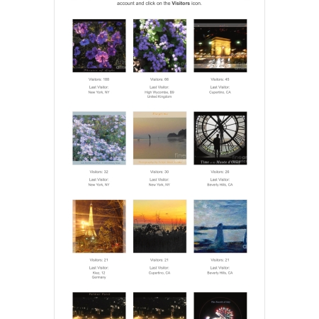 My most viewed images on Fine Art America 3rd week August 2019 - Florals & Posters (Paris) - https://fineartamerica.com/profiles/felipeadan-lerma.html