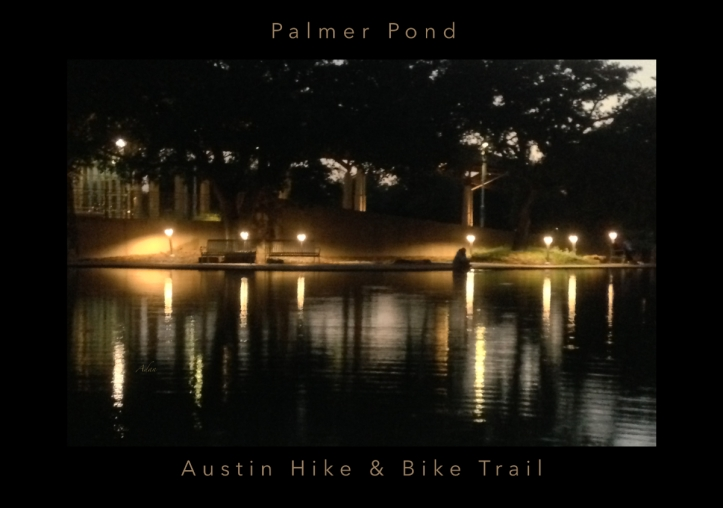 Soft Evening at Palmer Pond Poster with text © Felipe Adan Lerma https://fineartamerica.com/featured/soft-evening-at-palmer-pond-poster-black-border-with-text-felipe-adan-lerma.html