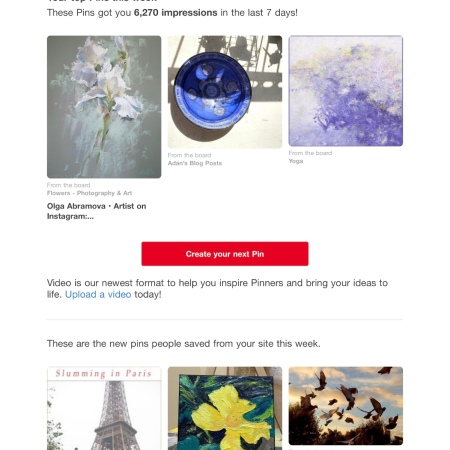 Top Pinterest Pins 2nd Week Sept 2019 - www.Pinterest.com/FelipeAdanLerma