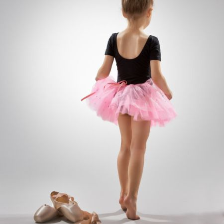 Ballerina - Image for poem, I Am via Regina Puckett