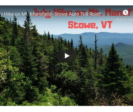 July Hike Mt. Mansfield - Adventure Logbook https://adventurelogbook.com/2019/07/31/july-hike-on-mt-mansfield/